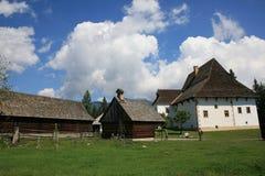 Pribilina, Slowakije Stock Foto's