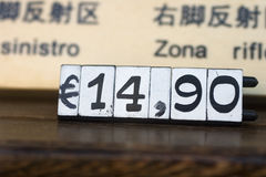 Price Stock Photography
