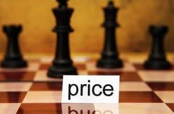 Price concept Royalty Free Stock Photos