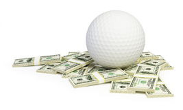 Price Cup Golf Royalty Free Stock Photography