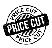 Price Cut rubber stamp Stock Photo