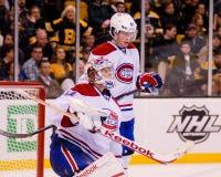 Price and Diaz, Montreal Canadiens Stock Photos