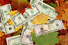 Price fall Royalty Free Stock Photo