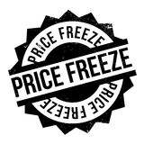 Price Freeze rubber stamp Royalty Free Stock Photos
