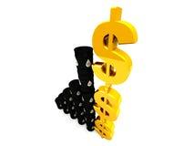 Price Of Fuel Concept Stock Photo