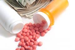 Price of Healthcare Royalty Free Stock Photo