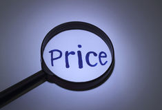 Price Royalty Free Stock Photo