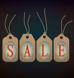 Price labels. Sale Stock Images