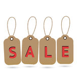 Price labels. Sale Royalty Free Stock Images