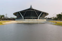 Price Mahidol Hall Stock Image