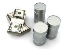 Price of Oil Stock Photos
