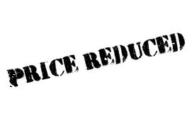 Price Reduced rubber stamp Stock Image
