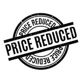Price Reduced rubber stamp Royalty Free Stock Photo