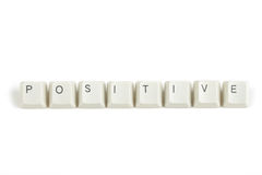 Price from scattered keyboard keys on white Royalty Free Stock Image