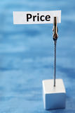 Price Strategy Royalty Free Stock Photography