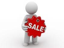 Price Tag Stock Photo