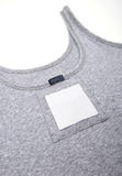 Price tag with barcode on shirt Royalty Free Stock Image