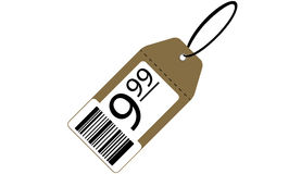 Price Tag Royalty Free Stock Photography