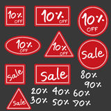 Price tag vector Stock Photo
