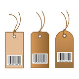 Price tags Stock Photos
