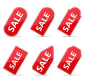Price Tags Royalty Free Stock Photos