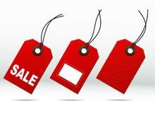 Price tags Stock Photos