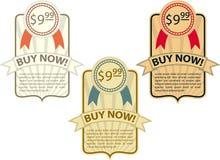 Price Tags Royalty Free Stock Photo