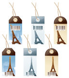 Price to paris Stock Photography