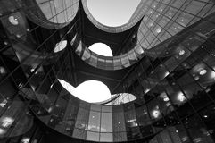 Price Waterhouse Coopers Headquarters Royalty Free Stock Images