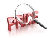 Price Stock Photo
