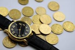 Priceless time Stock Image