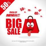 Prices of madness big sale fun bag Stock Image