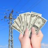 Prices raise Royalty Free Stock Photo