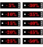Prices Stock Photo