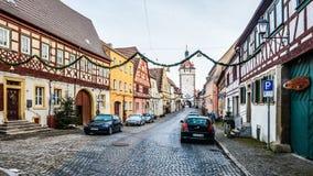 Prichsenstadt miasto Zdjęcie Royalty Free
