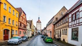Prichsenstadt miasto Obraz Royalty Free