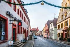 Prichsenstadt miasto Zdjęcia Stock