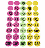 Pricing Stickers Royalty Free Stock Image