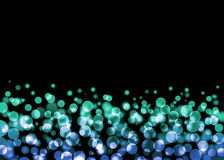 prickar som sparkling Royaltyfria Bilder