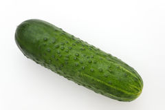 Prickly cucumber isolated Stock Photos