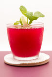 Prickly Pear Drink Recipe Royalty Free Stock Photos