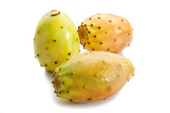 Prickly pear fruit Royalty Free Stock Images