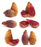 Prickly pear - opuntia fruit Royalty Free Stock Image