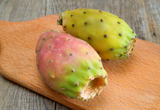 Prickly pears Stock Photo