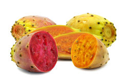 Prickly pears Royalty Free Stock Photos