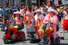 Pride 2009 Royalty Free Stock Image