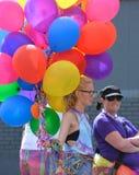 Pride Ballooons Imagem de Stock Royalty Free