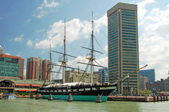 Pride of Baltimore II Royalty Free Stock Image