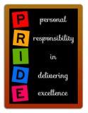 Pride Stock Image