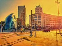 Pride of Eindhoven royalty free stock photography